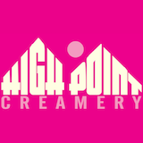 High Point Creamery (RiNo) Logo