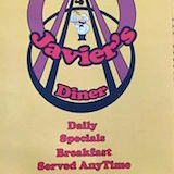 Javier's Diner Logo