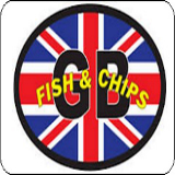 GB Fish & Chips (Arvada) Logo