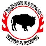 Famous Buffalo Wings & Things Logo