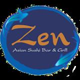 Zen Asian Sushi Bar & Grille Logo