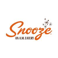 Snooze AM Eatery (Colorado Blvd) Logo