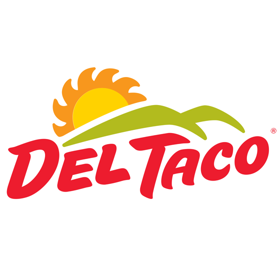 Del Taco (8100 Northfield Blvd | 1025) Logo