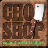 Chop Shop Casual Urban Eatery Lowry Logo
