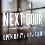 Next Door American Eatery (Eastbridge) Logo