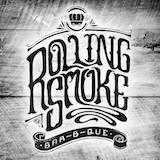 Rolling Smoke BBQ Logo