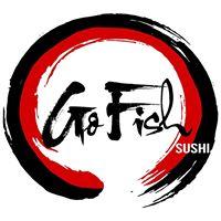 Go Fish Sushi Logo