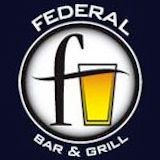 Federal Bar And Grill Logo