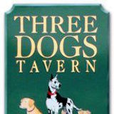 Three Dogs Tavern Logo