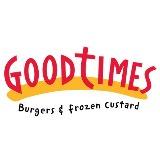Good Times Burgers/Frozn Cstrd Logo