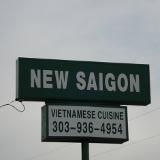 New Saigon Restaurant Logo
