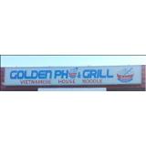Golden Pho Grill Logo