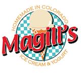 Magill's World Of Ice Cream Logo