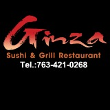 Ginza Sushi and Grill Logo