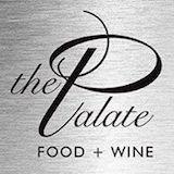 The Palate Food + Wine Logo