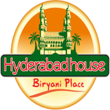 Hyderabad House (Centennial) Logo