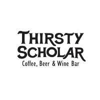 Thirsty Scholar Logo