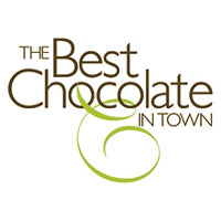 The Best Chocolate in Town Logo