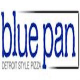 Blue Pan Pizza Logo