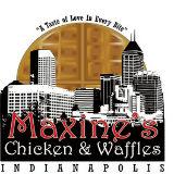 Maxine's Chicken & Waffles Logo