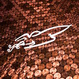 The Copper Rocket Logo