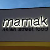 Mamak Asian Street Food Logo