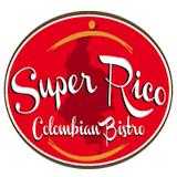 Super Rico Colombian Restaurant & Bar Logo