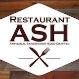 Restaurant ASH Logo