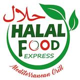 Halal Food Express Logo