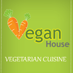Vegan House Logo