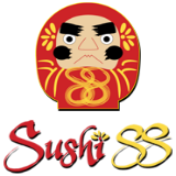 Sushi 88 & Ramen Logo