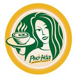 Pho Hoa and Jazen Tea - Mercado Shopping Center Logo