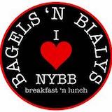 New York Bagels `N Bialy Restaurant & Deli Logo