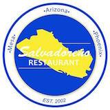 Salvadoreño Restaurant # 3 Logo