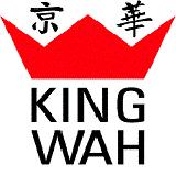 Lucky's King Wah Logo