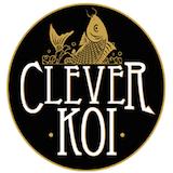The Clever Koi (Central & Glenrosa) Logo