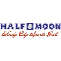 Half Moon Windy City Sports Grill Logo
