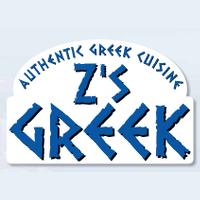 Z's Greek Logo