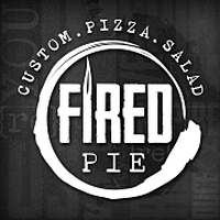 Fired Pie (Central & Earll) Logo