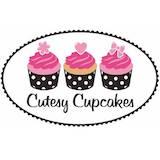 Cutesy Cupcakes (Saratoga Ave) Logo