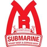 Mr Submarine Logo