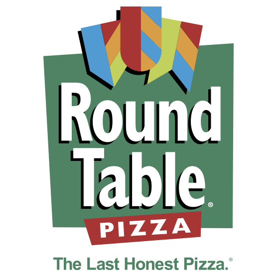 Round Table Pizza (4400 Stevens Creek Blvd.) Logo