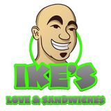 Ike's Love & Sandwiches (4th St & Roosevelt) Logo