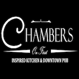 Chambers on 1st Logo