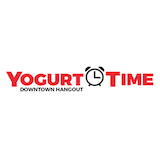 Yogurt Time Downtown Hangout Logo