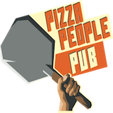 Pizza People Pub Logo
