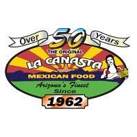 The Original La Canasta Mexican Food Logo