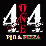 4 One 4 Pub & Pizza Logo