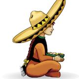 Lulu's Taco Shop Logo