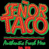 Señor Taco (Southern & Stapley) Logo